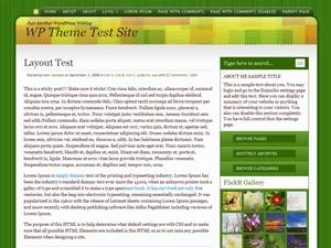 Dojuniko free wordpress theme