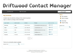 Driftwood free wordpress theme