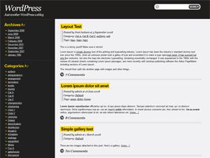 Drochilli theme wordpress gratuit