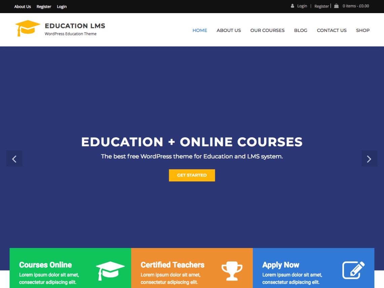 education lms wordpress org