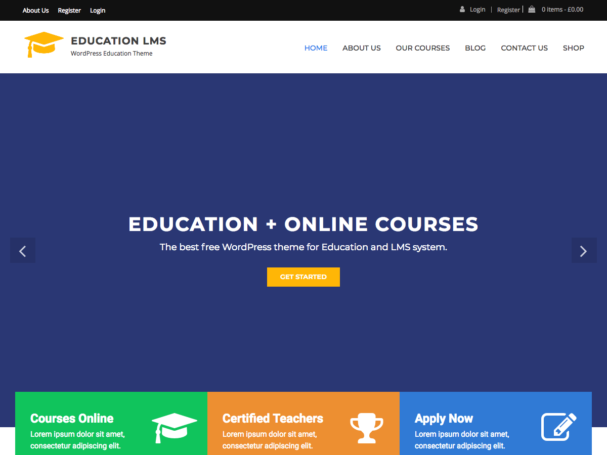 Education LMS