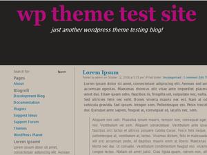 Embrace free wordpress theme
