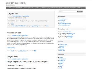 Essence free wordpress theme