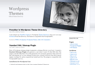 Esther free wordpress theme