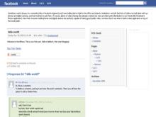 FacebookWB