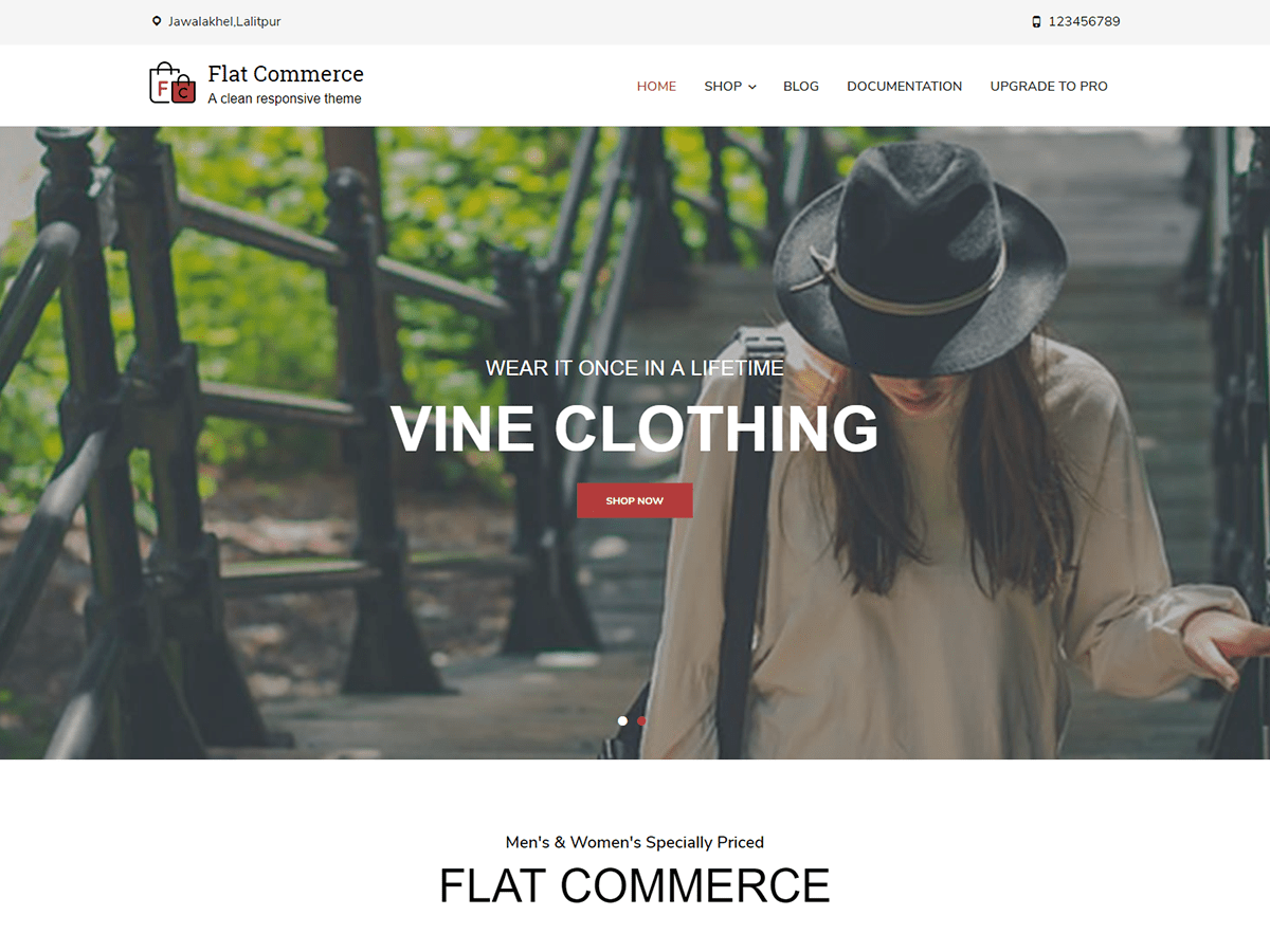 Flat Commerce
