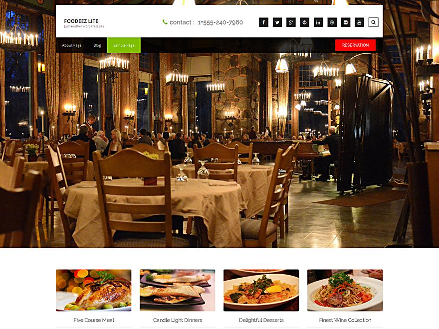 Foodeez Lite | WordPress.org