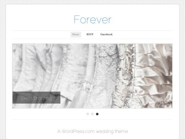 Forever | WordPress.org