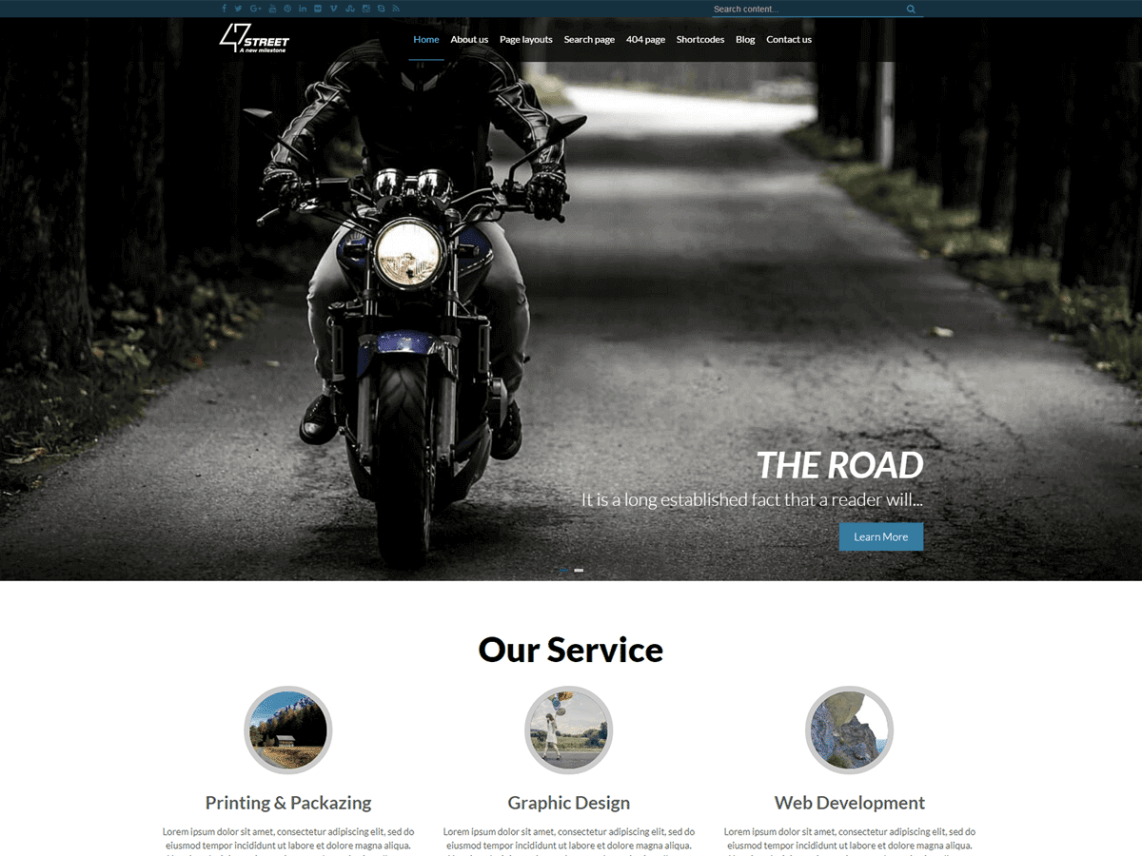 Forty-Seven-Street-free-responsive-business-WordPress-theme-Codethemes