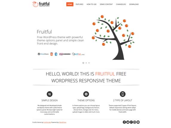 Fruitful | WordPress.org