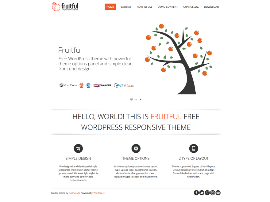 Fruitful   WordPress.org