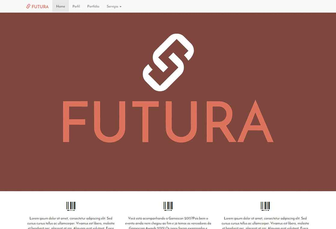 Futura free wordpress theme