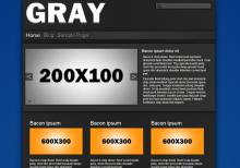 Gray - Base Plate