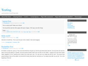 GroundWork theme wordpress gratuit