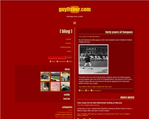 Half-Baked wordpress theme