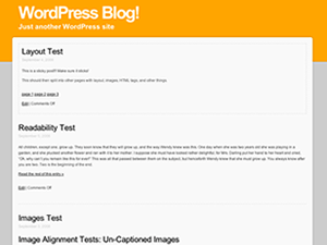 HelloSexy free wordpress theme