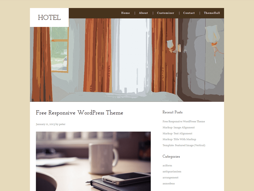 Hotel-best-free-responsive-WordPress-themes-WPreviewteam
