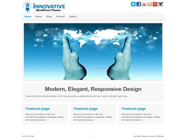 Innovative | WordPress.org