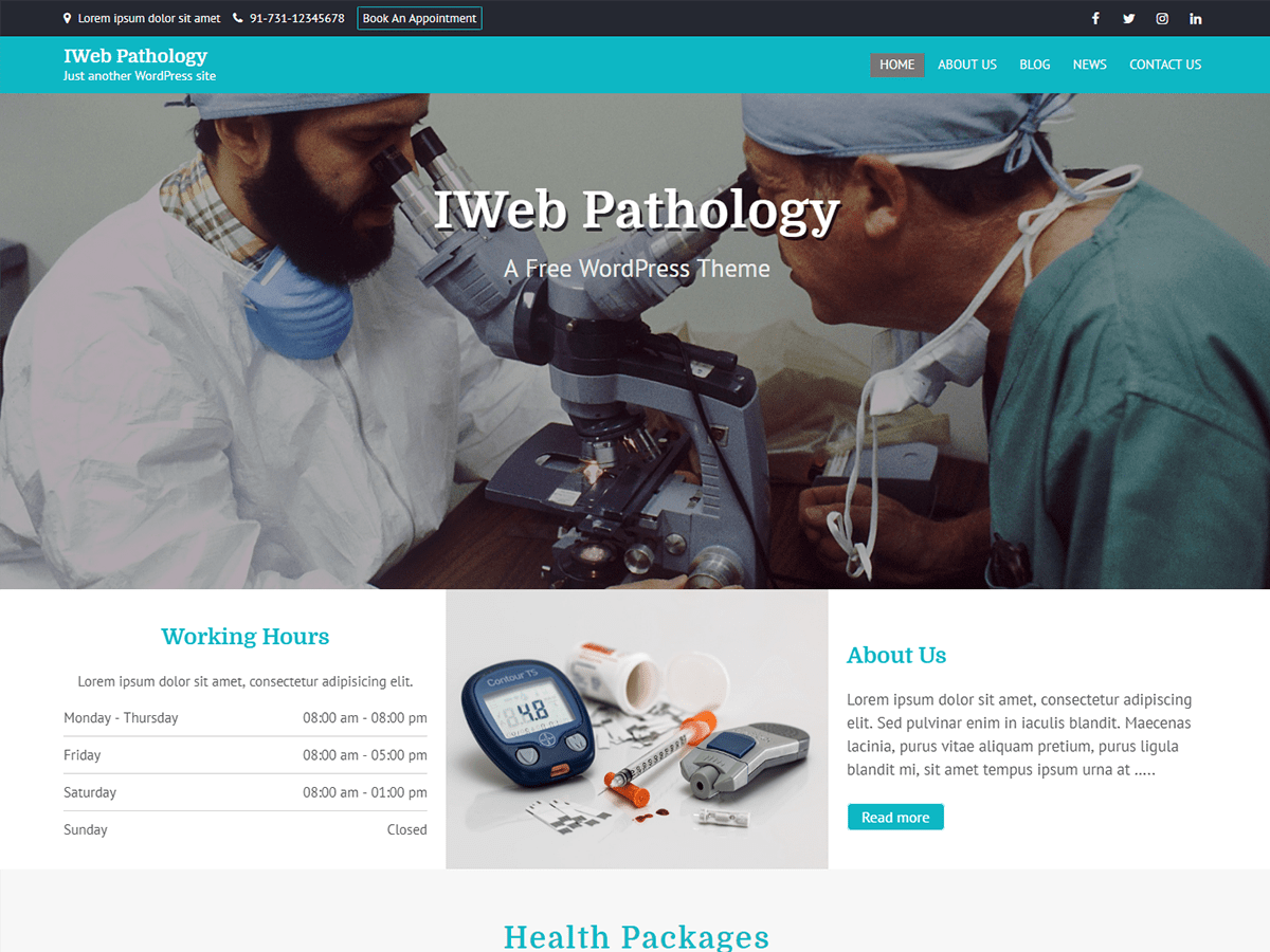 IWeb Pathology