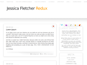 Jessica Fletcher Redux free wordpress theme