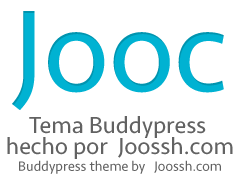 Jooc wordpress theme