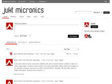 Jukt Micronics (BuddyPress BuddyPack)