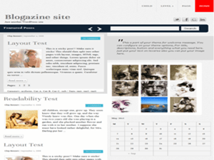 Krakatau free wordpress theme