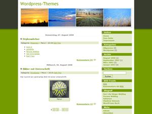 Landzilla free wordpress theme