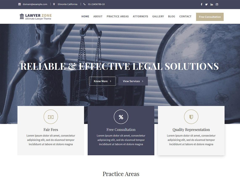 LawyerZone-free-lawyer-law-firms-WordPress-themes-WPreviewteam