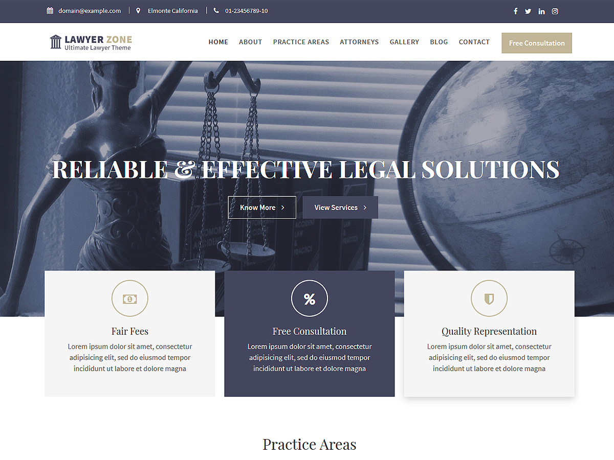 Lawyer Zone
