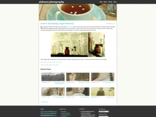 Lazy Sunday free wordpress theme