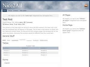 Lyndi1 free wordpress theme
