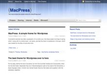 MacPress
