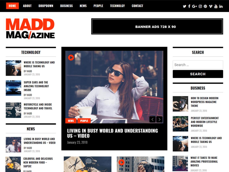 Madd Mag