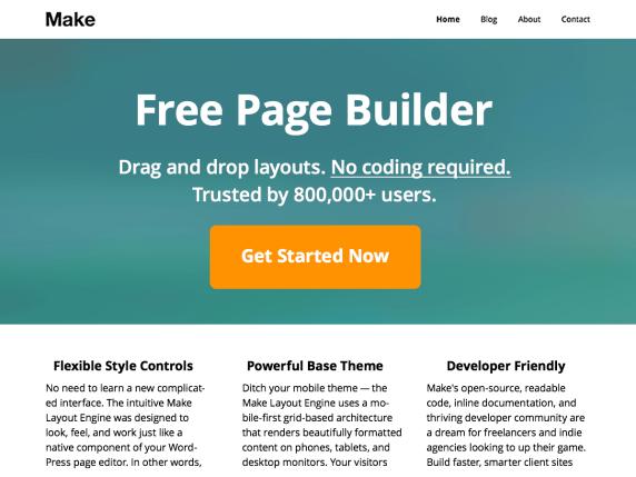 Make WooCommerce WordPress Theme