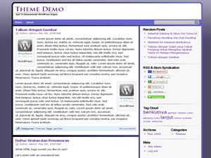 me3 free wordpress theme