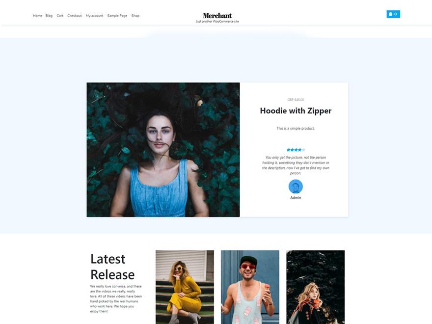 merchant online store wordpress org