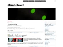 Mimbolove