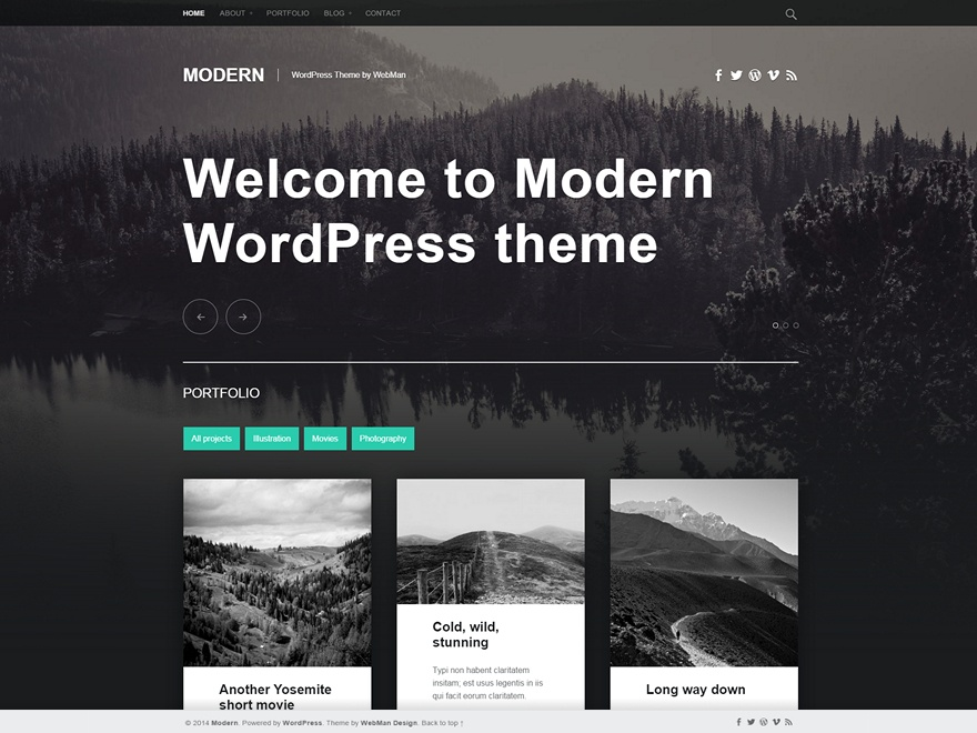 Wordpress Themes by Scan WP - page no. 143