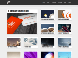 MYgRID2 wordpress theme