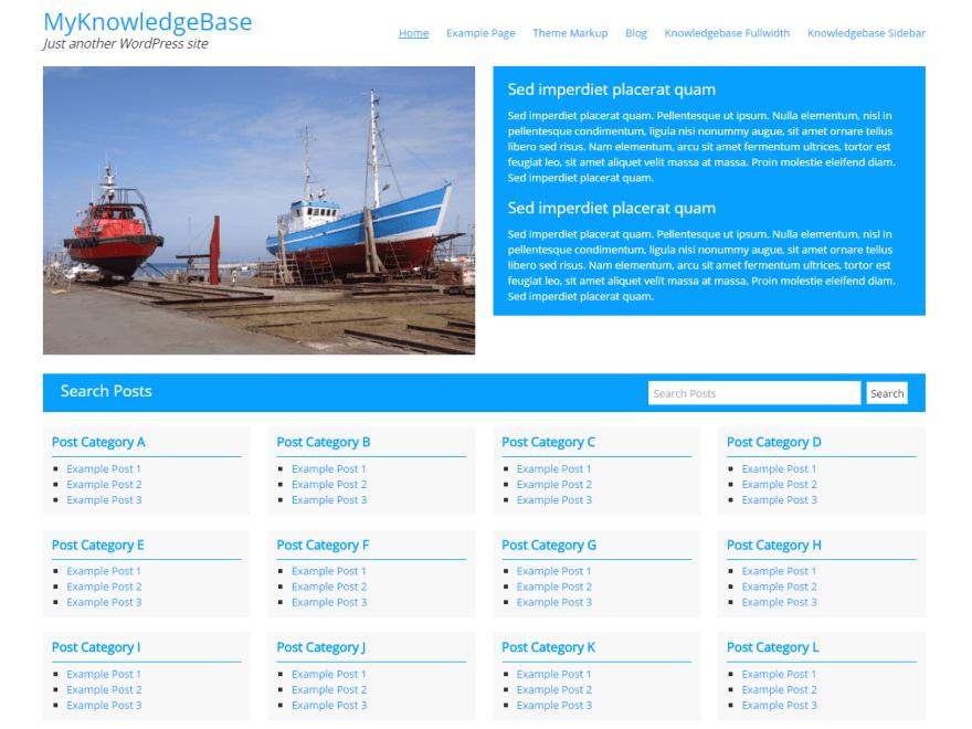 MyKnowledgeBase | WordPress.org