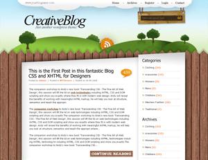 Nature_wdl free wordpress theme
