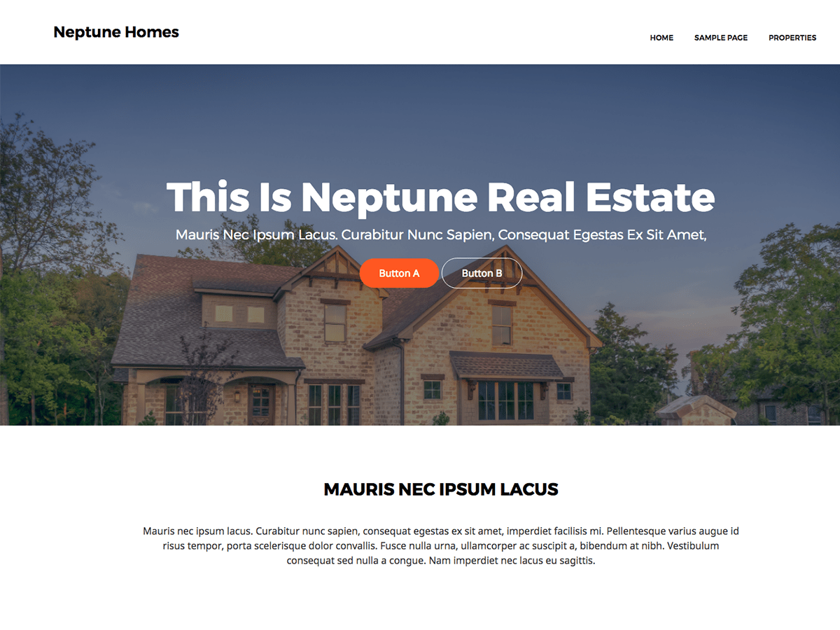 Neptune Real Estate