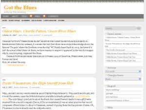 OrangeJuice free wordpress theme