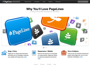 PageLines wordpress theme