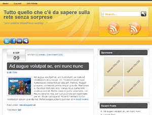 Palmixio free wordpress theme