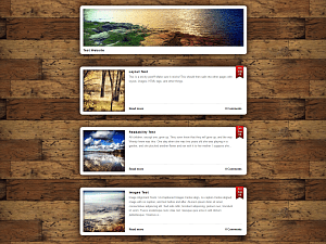 Panels free wordpress theme
