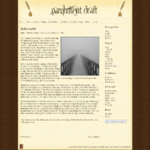 Parchment Draft