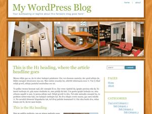 Parquetry free wordpress theme