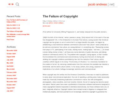 Photon free wordpress theme